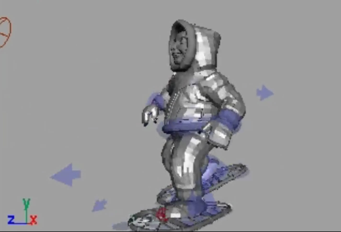 2006 - 3D Reel