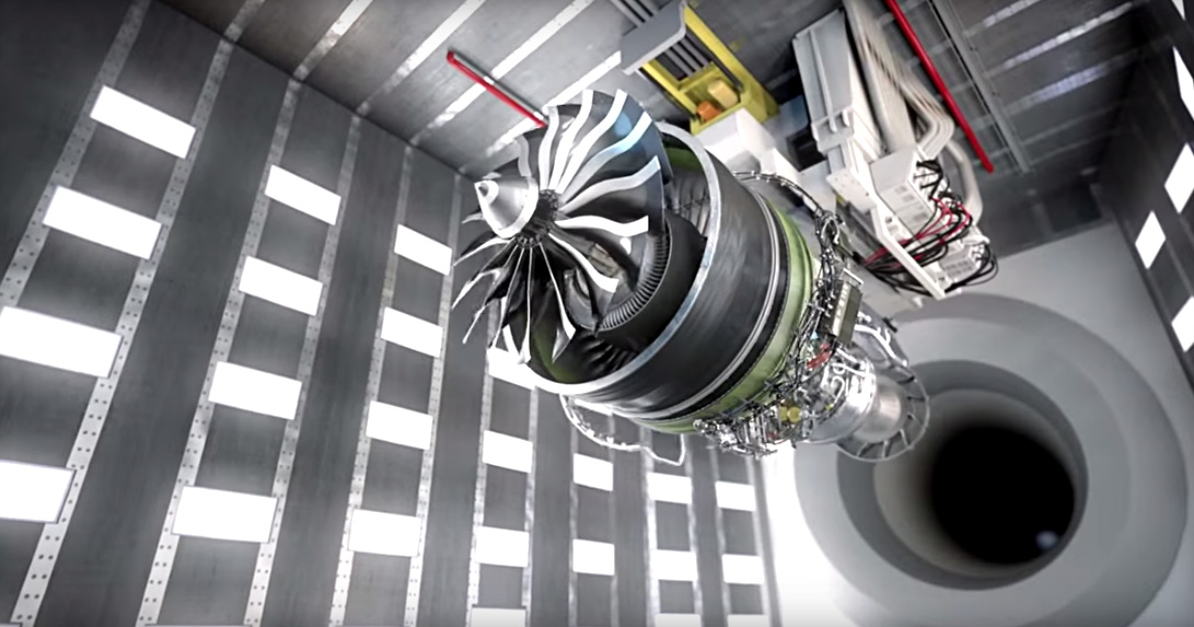 GE9X Reveal Video
